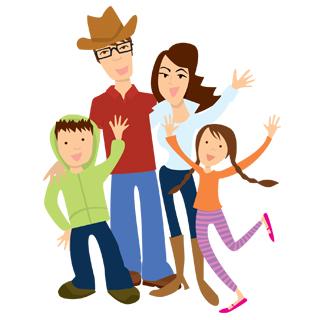 Irvine Ranch Family Fun Night logo