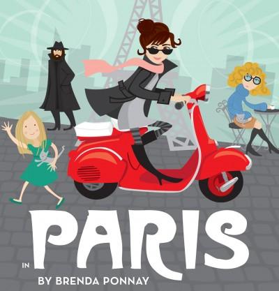 Secret Agent Josephine in Paris!