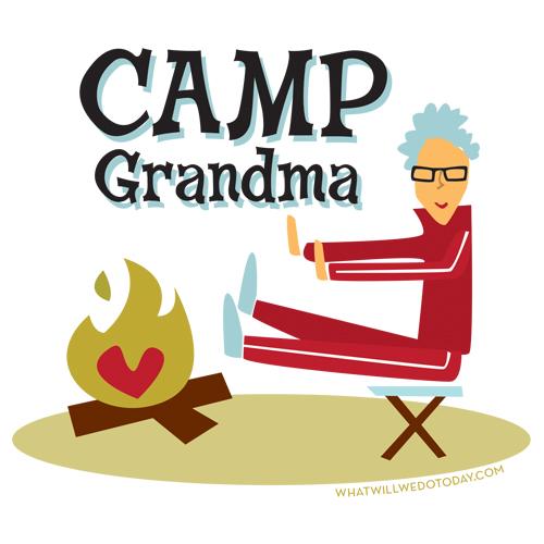 camp-grandma