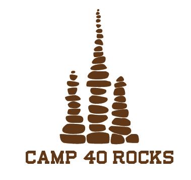 40th Birthday Bash Logo