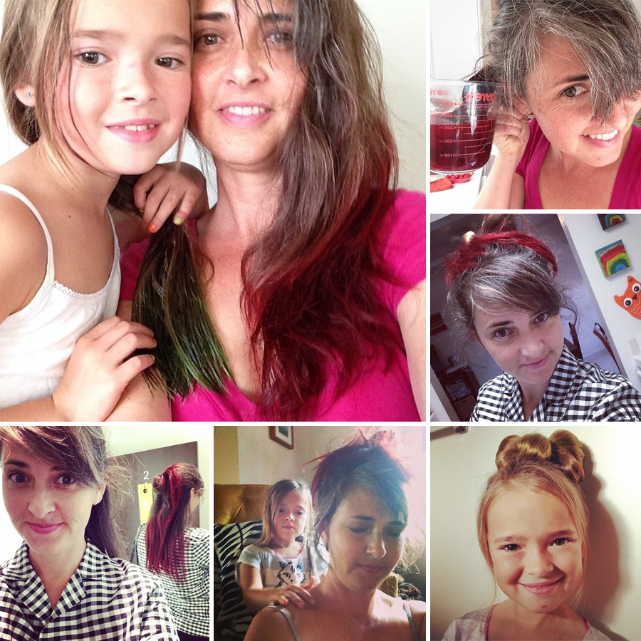 Mid-life Crisis and the Kool-Aid Dye | Secret Agent Josephine