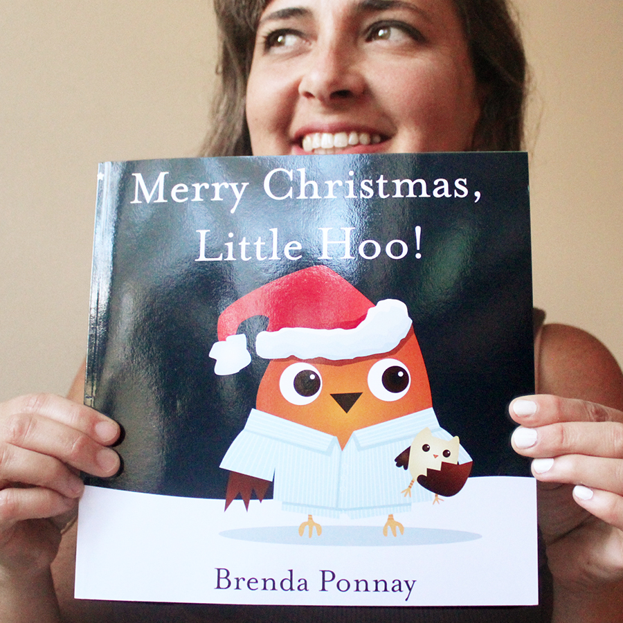 brenda-ponnay-christmas-owl-book
