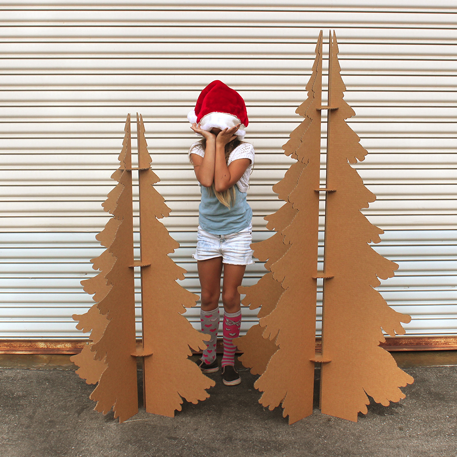 elf-with-cardboard-trees-1