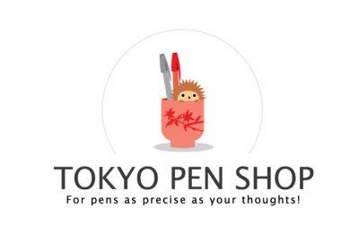 Tokyo Pen Shop logo
